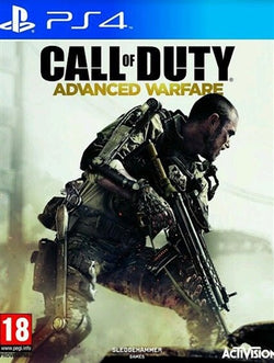 call of duty advanced Warfare ps4 - PS4 Games - used games