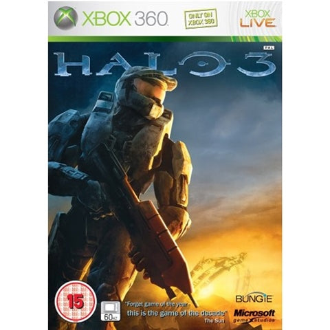 Halo 3 Xbox 360 - Xbox 360 Games - used games