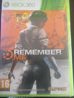Xbox 360 Remember me PAL BRAND NEW