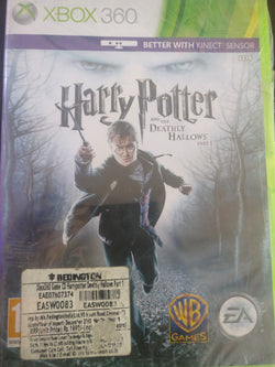 Harry Potter and the deathly hallows part 1PAL sealed