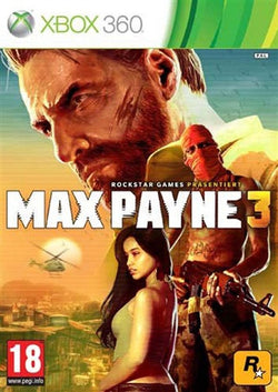 MAX PAYNE3 - PS3 Games - used games