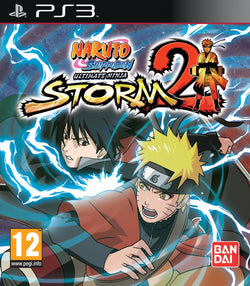 Narvto  Shipuden ultimate ninja strome 2 - PS3 Games - used games