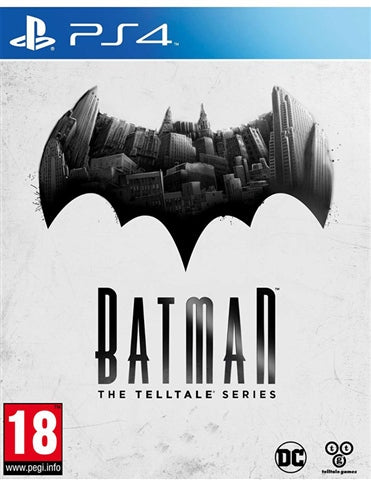 Ps4 Batman The Telltale Series - PS4 Games - used games