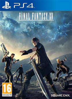 Ps4 Final Fantasy XV - PS4 Games - used games