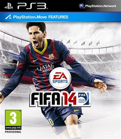 PS3 FIFA 14 - PS3 Games - used games