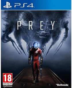 Ps4 Prey (2017) - PS4 Games - used games