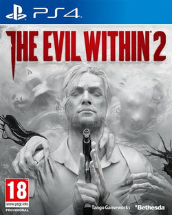 evil within two - PS4 Games - used games