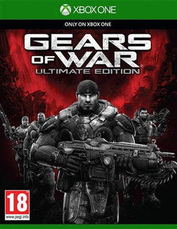 Gears of war ultimate edition - Xbox One - used games