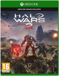 Halo wars 2 - Xbox One - used games