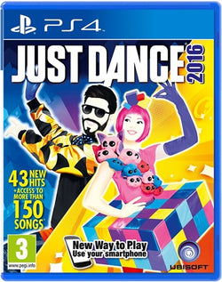just dance 2016 - PS4 Games - used games