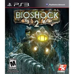 PS3 Bioshock 2 - PS3 Games - used games