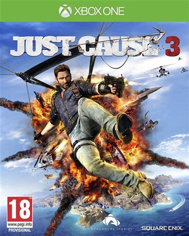 just cause 3 xbox one - Xbox One - used games