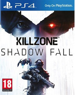 Kill zone Shadow fall - PS4 Games - used games