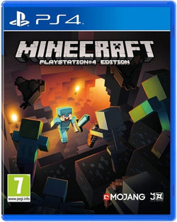 PS4 Minecraft - PS4 Games - used games