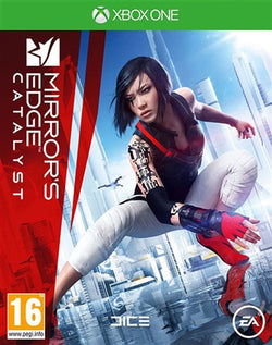 mirrors edge - Xbox One - used games
