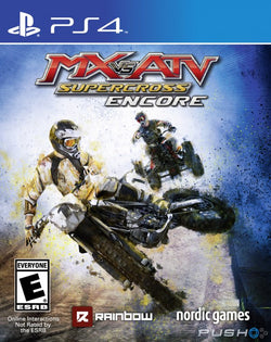 MXvsATV supercross encore ps4 - PS4 Games - used games