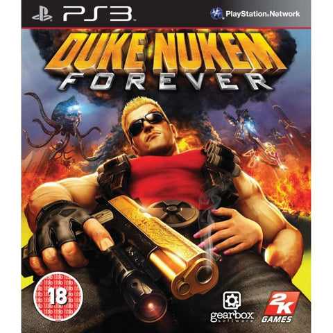 Duke nukem for ever