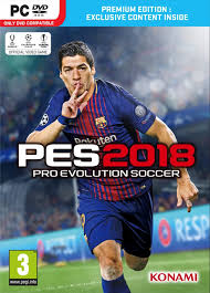 PES 2018 - PS3 Games - used games