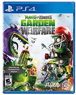 plant vs zombies garden warfare - PS4 Games - used games