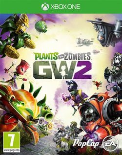 Plants vs zombies GW2 - Xbox One - used games