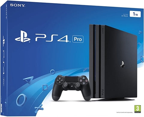 Ps4 Pro Console [Brand New]