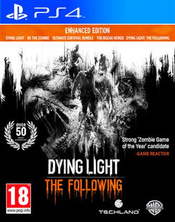 ps4 dying light the  following