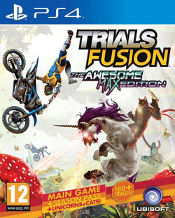 ps4 trials fusion the awesome max edition