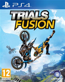 trials fusion - PS4 Games - used games