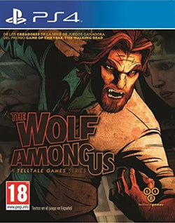 wolf among us - PS4 Games - used games
