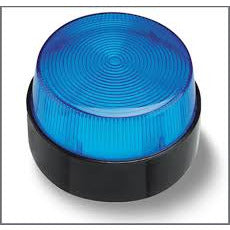 Blue LED Strobe 12-24VDC, 50mA CSM security suppliers Security wholesalers