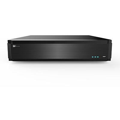 TVT 32CH 8MP 4K H.265 NVR 16xPoE 8SATA fitted 4TB HDD