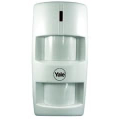 Yale Wireless Outdoor PIR CSM security suppliers Security wholesalers
