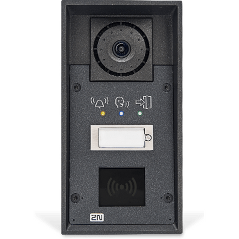 Helios IP Force 1 Button with HD Camera CSM