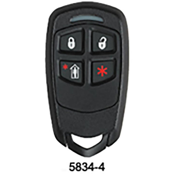 Honeywell 5800 SERIES - 4 BUTTON REMOTE CSM security suppliers Security wholesalers