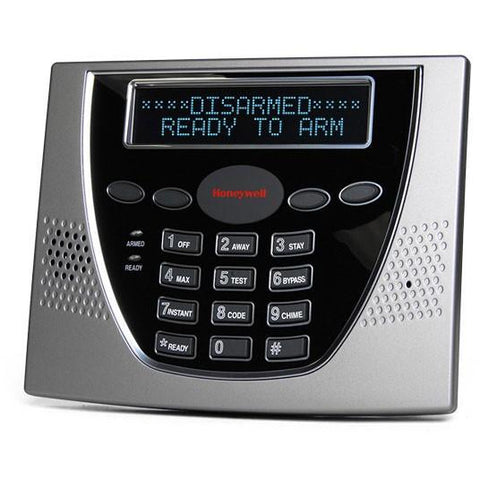 Honeywell SILVER/BLACK VISTA PREMIUM ALPHA KEYPAD
