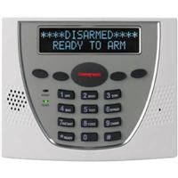 Honeywell WHITE/GREY VISTA PREMIUM ALPHA KEYPAD - csmerchants.com.au