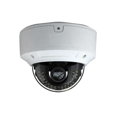 Clearance TruVue Vandal Dome, 5MP, VF 2.8-12mm, Lens,POE,IR,IP66 CSM