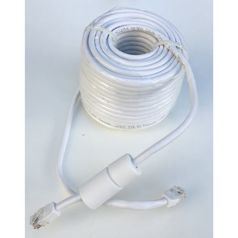 TruVue 20m Network Cable for IP Camera
