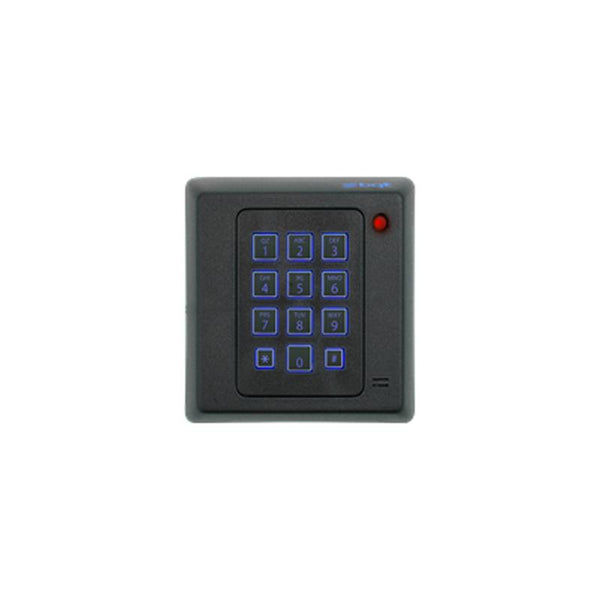 MIFARE Classic DESFire Rdr with Keypad, Supports RS485 HSM CSM security suppliers Security wholesalers