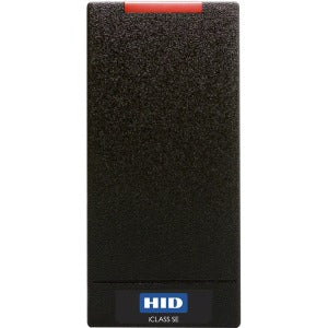 HID MultiClass SE RP10 CSM Mobile-Enabled Reader,Pigtail,Black