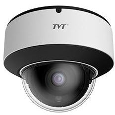 TVT  TVT 4MP AI Deep learning Mini Dome IPC, WDR, 20m IR, 2.8mm CSM