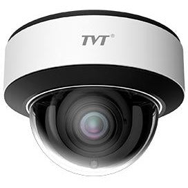 TVT 8MP Dome H.265 IPC,20FPS,DWDR,30-50mIR,Zoom 2.8-12mm CSM