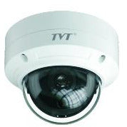 TVT Clearance TVT 5MP Mini Vandal Dome,WDR,H.265 IP,20-30mSmartIR,2.8mm CSM