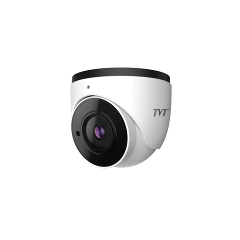 TVT 5MP Mini Eyeball WDR H.265 IP Cam, 20-30m Smart IR, 2.8m CSM security suppliers Security wholesalers