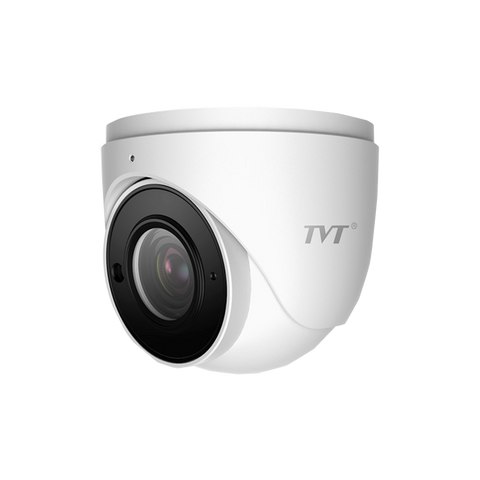 TVT 8MP Mini Eyeball WDR H.265 IP Cam, 10-20m, IR, 3.6m (Min Qty 20)