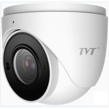Tvt 6mp Eyeball H.265 Ipc,20fps,dwdr,30-50mir,zoom 2.8-12mm CSM security suppliers Security wholesalers