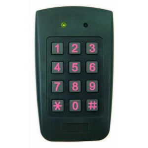 Rosslare AC-F43 Plastic W/Proof, S-Alone, Backlit Keypad CSM security suppliers Security wholesalers