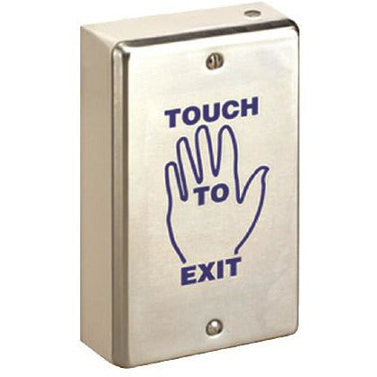 Securitron SP-1 Egress Touch Sense Plate CSM security suppliers Security wholesalers