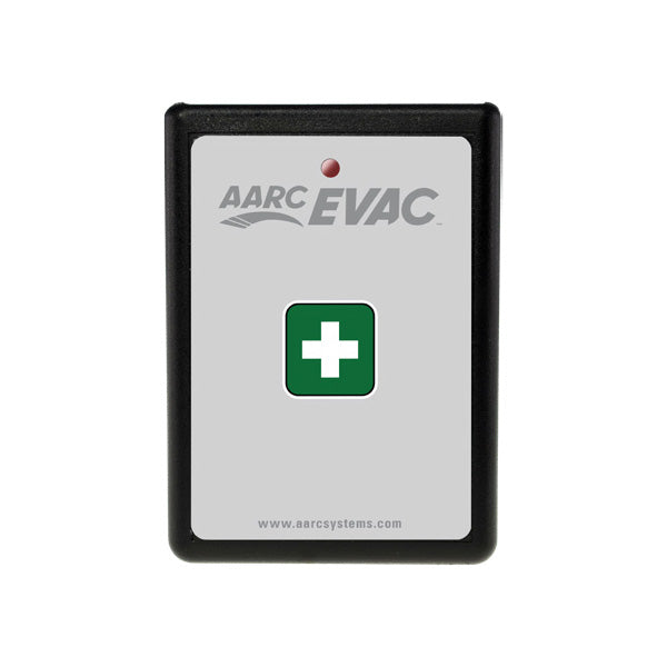 AarcEvac  AARC  TX 1CH HAND-HELD / FIXED, FIRST AID BUTTON CSM