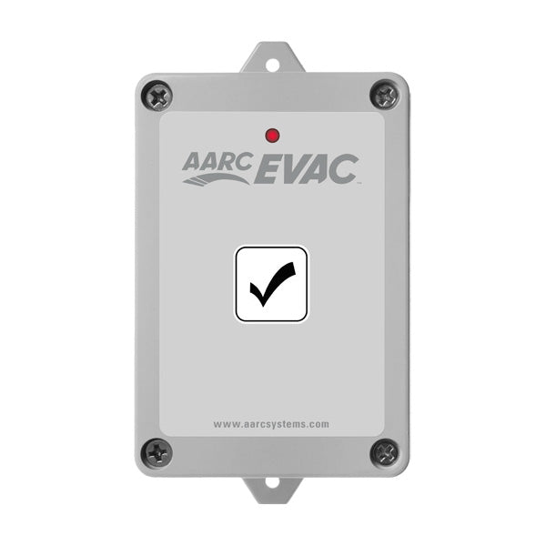 AARC  TX 1CH WALL MOUNT, ALL CLEAR BUTTON CSM security suppliers Security wholesalers